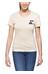 POLER Summit - Camiseta manga corta Mujer - beige
